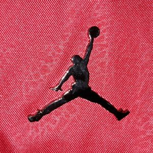 Jordan Bags - Red Jordan Backpack